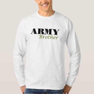 Army Brother (cursive) T-Shirt