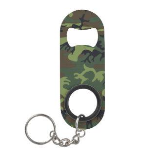 Army Camo Bottle Opener Keychain Bottle Opener