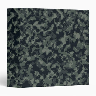 Army Camouflage Camo Design 3 Ring Binder