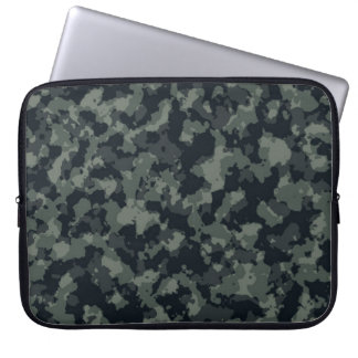 Army Camouflage Camo Design Laptop Sleeve