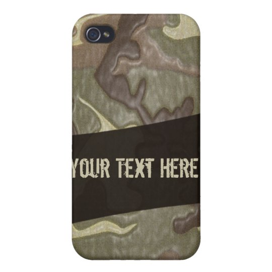 Army camouflage Vol2 iPhone 4/4S Covers