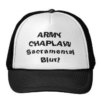 Army Chaplain Trucker Hat