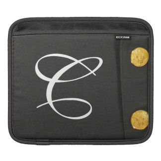 ARMY Class A Uniform Dres Monogram IPAD Laptop Bag iPad Sleeve