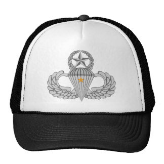 Army Combat One jump Wings Trucker Hat