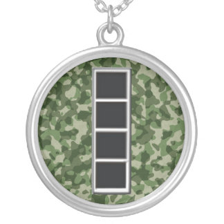 Army CWO-4 Camoflage Necklace