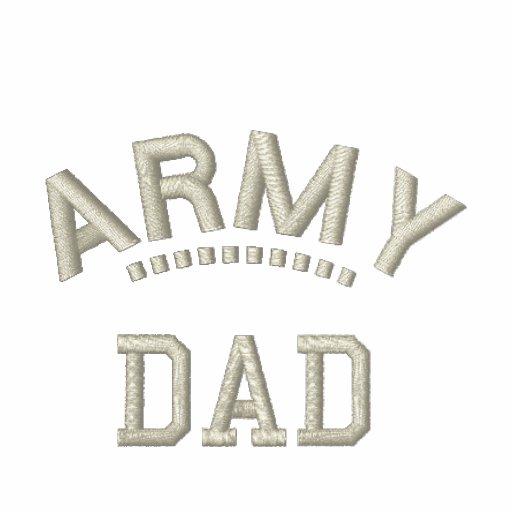 Army Dad Hoody
