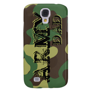 Army Dad Military Camouflage Iphone 3G/3GS Case