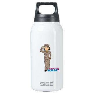 Army Desert Camo Medium SIGG Thermo 0.3L Insulated Bottle