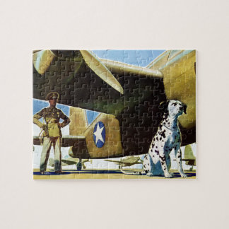 Army Dog Puzzles