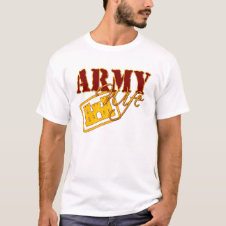 Army  Engineer Wife T-Shirt