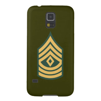 Army First Sergeant Galaxy S5 Cases