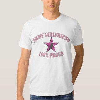 Army Girlfriend 100% Proud Tshirt