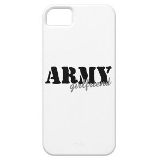 Army Girlfriend iPhone 5/5S Covers