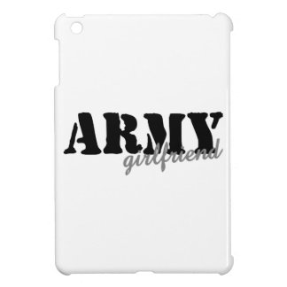 Army Girlfriend Cover For The iPad Mini