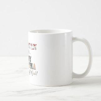 Army Grandma Grace of God Coffee Mug