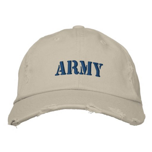 ARMY hat Embroidered Baseball Caps