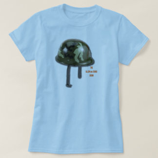 Army Helmet T-Shirt