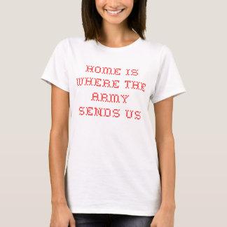 Army home T-Shirt