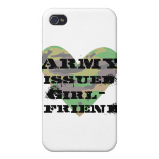 Army Issued Girlfriend iPhone 4/4S Case