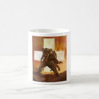 Army Medic Classic White Mug