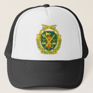 Army Military Police Corps Trucker Hat