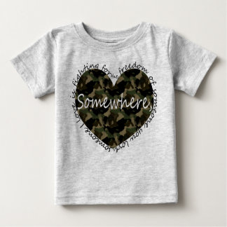 Army/Military Support T-shirt