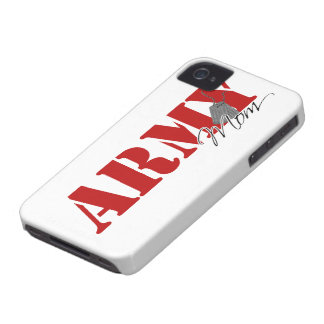 Army Mom Case-Mate iPhone 4 Cases