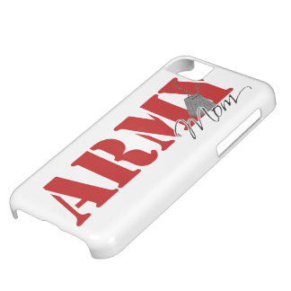 Army Mom Cover For iPhone 5C