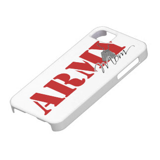 Army Mom iPhone 5 Case