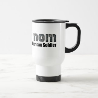 Army Mom Travel Mug