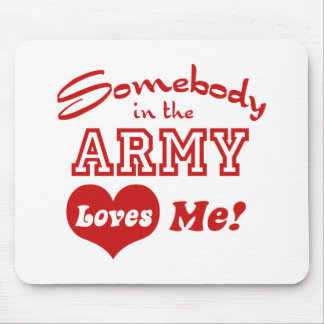 Army Mouse Pad