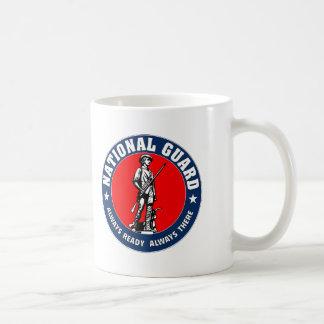 Army National Guard Logo Military Classic White Coffee Mug