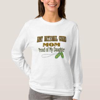 ARMY NATIONAL GUARD MOM T-Shirt
