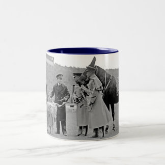 Army-Navy Game Two-Tone Coffee Mug