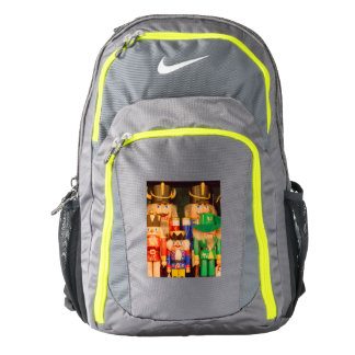 Army of Christmas Nutcrackers Backpack