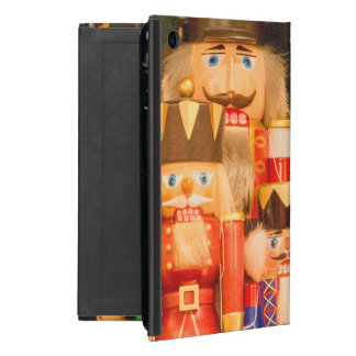Army of Christmas Nutcrackers Cases For iPad Mini