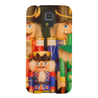 Army of Christmas Nutcrackers Galaxy S5 Case