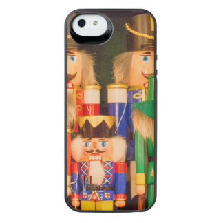 Army of Christmas Nutcrackers iPhone SE/5/5s Battery Case