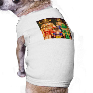 Army of Christmas Nutcrackers Pet Shirt