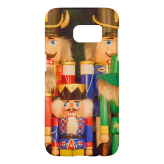 Army of Christmas Nutcrackers Samsung Galaxy S7 Case