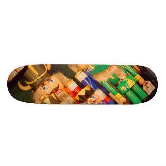 Army of Christmas Nutcrackers Skateboards