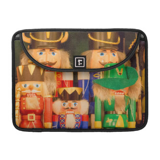 Army of Christmas Nutcrackers Sleeves For MacBooks