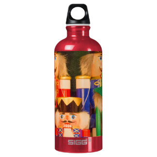 Army of Christmas Nutcrackers Water Bottle