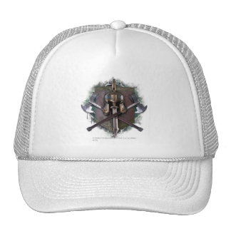 Army Of Dwarves Weaponry Trucker Hat