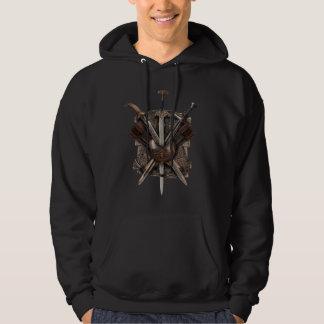 Army Of Men Weaponry Hooded Sweatshirt