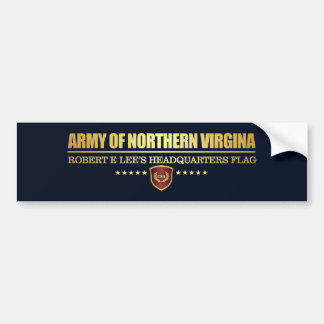 Army of Northern Virginia (F10) Bumper Sticker
