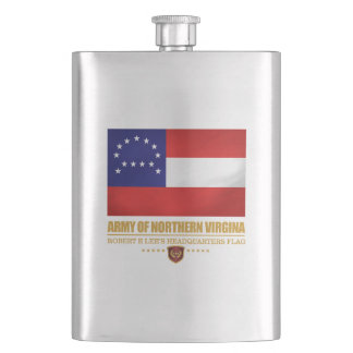 Army of Northern Virginia (F10) Hip Flask