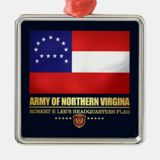 Army of Northern Virginia (F10) Metal Ornament