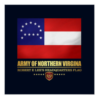 Army of Northern Virginia (F10) Poster