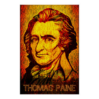 Army of Principles Thomas Paine Print